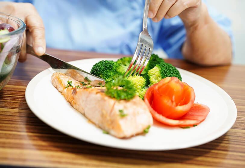 مصرف ماهی در افراد مبتلا به آلزایمر