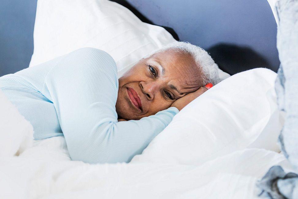 عدم توانایی در خوابیدن