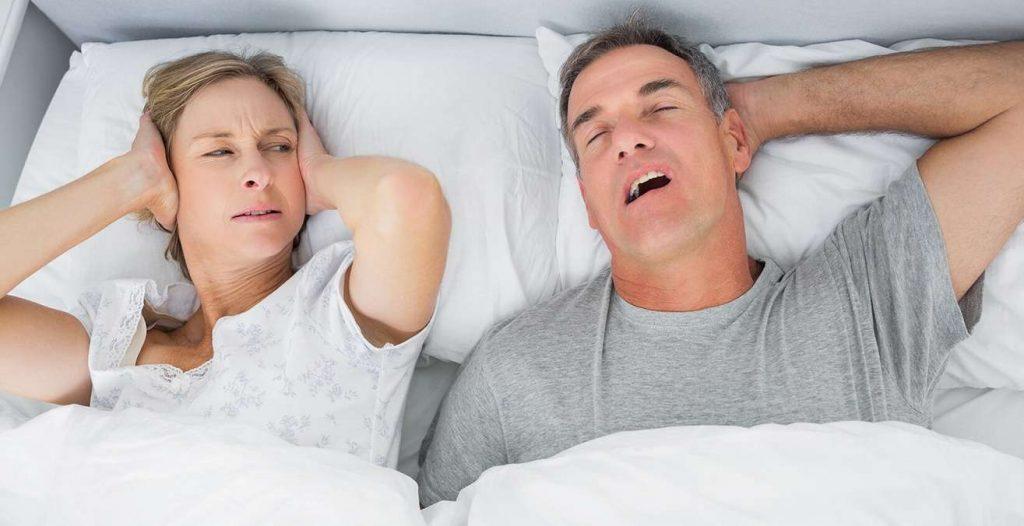 اختلالات تنفسی در خواب