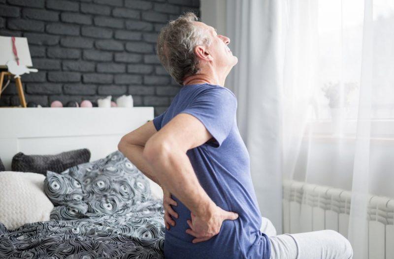 خوابیدن بعد از جراحی فیوژن ستون فقرات
