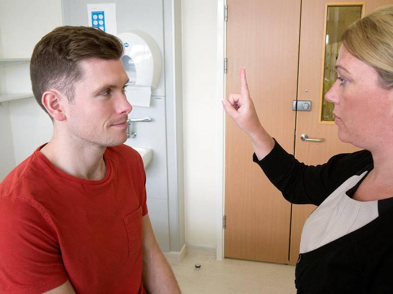 بینایی سنجی برای تشخیص تومور مغزی بدخیم